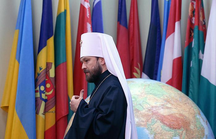 Русская церковь отказалась от участия во Всеправославном Соборе