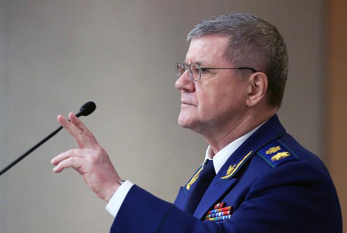Совет Федерации вновь назначил Юрия Чайку на должность генпрокурора РФ