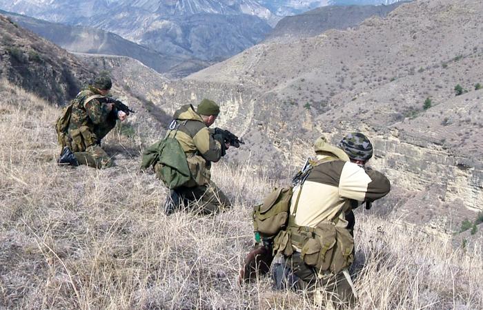 """Главарь """"южной"""" бандгруппы ликвидирован в Дагестане"""