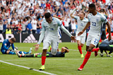 Сборная Англии победила Уэльс в матче Евро-2016
