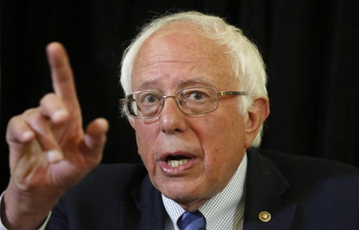 Берни Сандерс решил не прекращать предвыборную кампанию