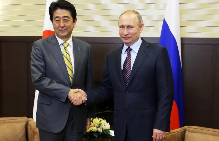 Нарышкин анонсировал визит Путина в Японию и встречу с Синдзо Абэ
