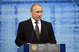 Путин заявил о сохранении проблем в глобальной экономике