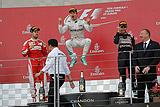 Нико Росберг стал победителем Гран-при Европы в Баку