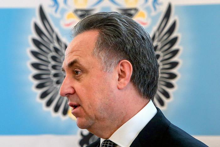Мутко объявил оготовности покинуть пост министра спорта и руководителя РФС