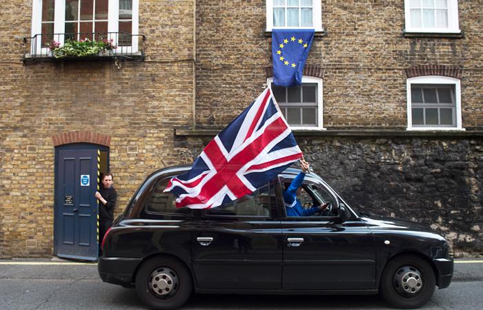 Соединенное Королевство распрощалось с единой Европой