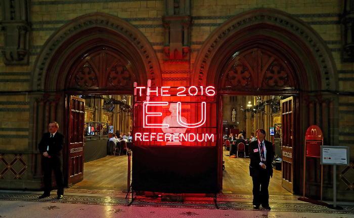 Завершилось голосование по Brexit
