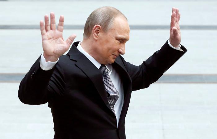 Путин отверг вмешательство России в ситуацию с Brexit