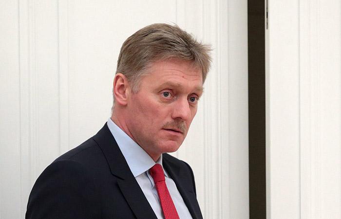 В Кремле прокомментировали задержание Никиты Белых