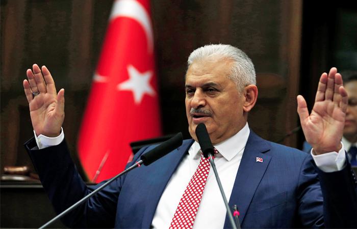 Премьер Турции опроверг собственное заявление о компенсации за сбитый Су-24