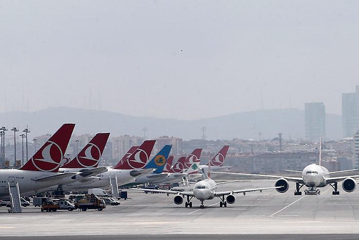 Путин отменил запрет на отправку российских туристов в Турцию
