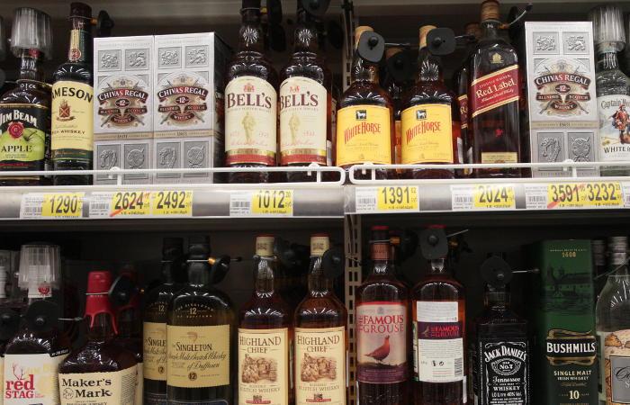 Импорт алкоголя в Россию оказался под угрозой