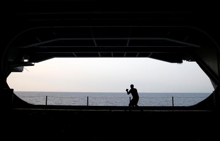США обвинили военный корабль из РФ в подаче ложных сигналов