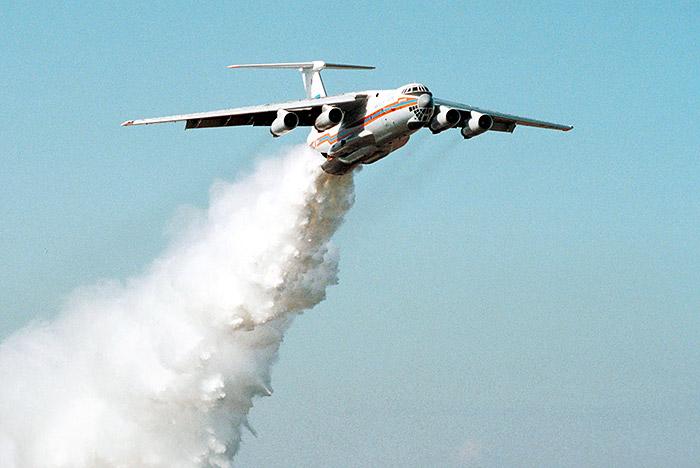 На борту пропавшего в Иркутской области Ил-76 было 10 человек