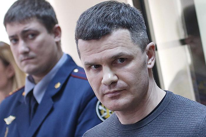 Дмитрию Каменщику отменили домашний арест