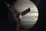 """Автоматическая межпланетная станция """"Юнона"""" достигла орбиты Юпитера"""