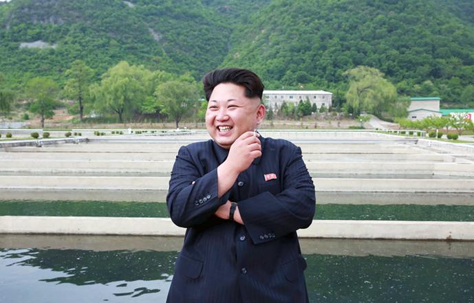 США ввели персональные санкции в отношении Ким Чен Ына