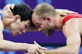 Борец вольного стиля Лебедев включен в состав сборной РФ на Олимпиаду