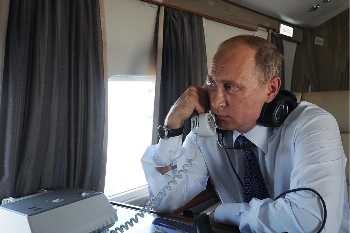 Путин и Обама обсудили по телефону Карабах, Сирию и Донбасс