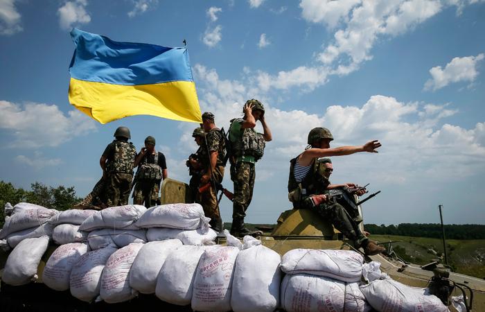 МИД РФ заметил симптомы приготовления Киевом силовой операции в Донбассе