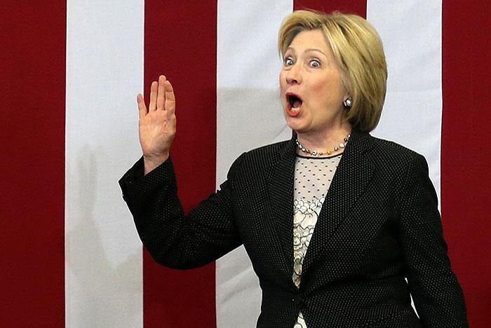 Генпрокуратура США отказалась рассматривать дело о переписке Хиллари Клинтон