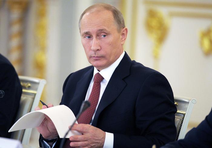 """Путин подписал """"закон Яровой"""""""