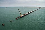 Стоимость строительства Керченского моста составила 227,9 млрд рублей