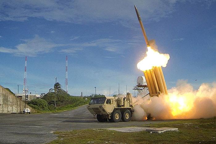 США разместят систему THAAD на южнокорейской территории