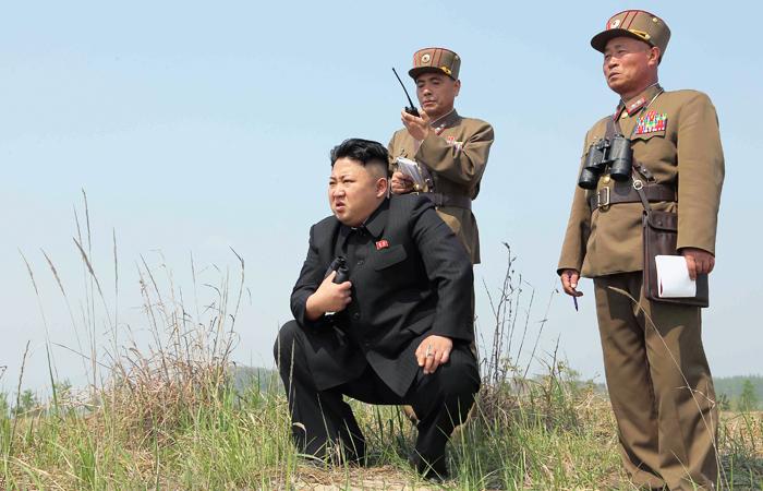 Путин поздравил Ким Чен Ына с избранием главой Госсовета КНДР