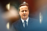 Кэмерон попрощался с членами своего кабинета министров