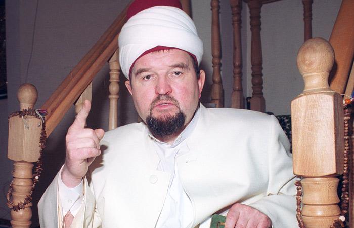 Источник сообщил о задержании имама московской мечети