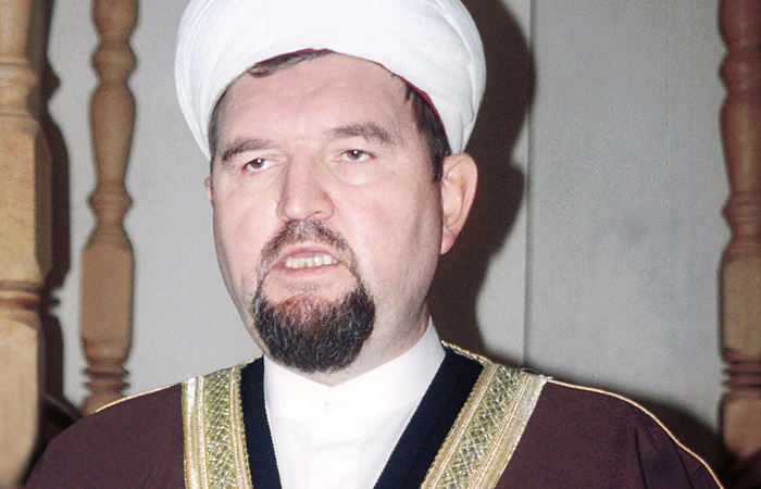 Имам московской мечети отправлен под домашний арест за призывы к терроризму