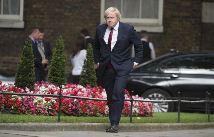 Бывший мэр Лондона Борис Джонсон стал новым главой британского МИД