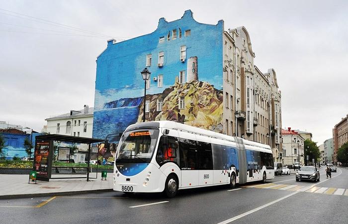 Москва объявила конкурсы на закупку 300 электробусов на 32 млрд рублей