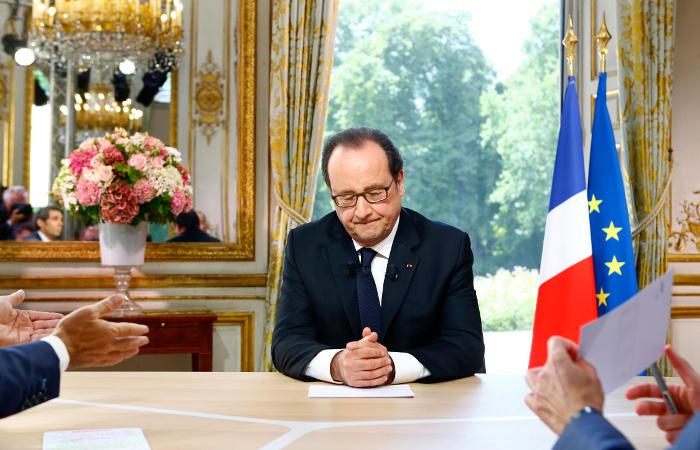 Президент Франции назвал события в Ницце терактом