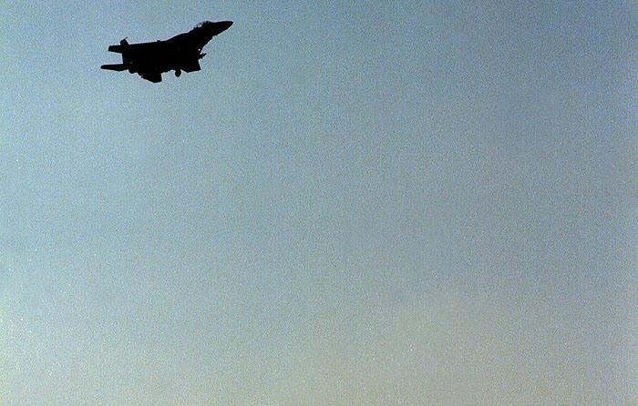 Самолеты ВВС Турции сбили военный вертолет