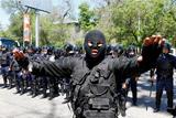 В Алма-Ате началась антитеррористическая операция