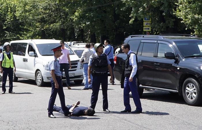 Стрельба в центре Алма-Аты: хронология событий