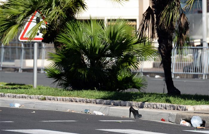 МВД Франции не нашло связи между организатором атаки в Ницце и террористическими сетями
