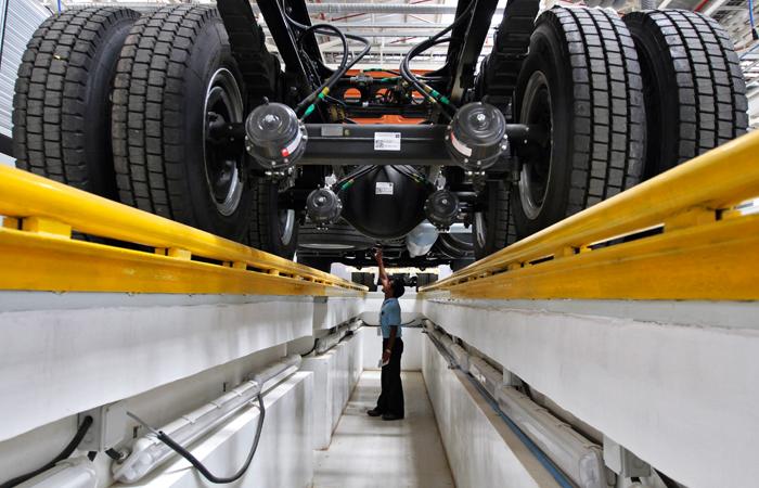 Европейские производители грузовиков получили рекордный штраф за картельный сговор