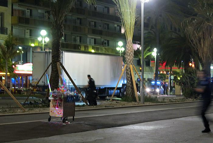 В результате теракта в Ницце пострадали пятеро россиян