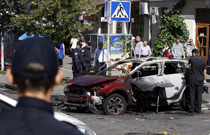 В СБУ озвучили четыре версии убийства Шеремета
