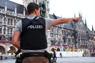 Атака на ТЦ в Мюнхене