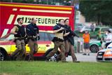 Полиция Мюнхена не подтвердила стрельбу в метро и на Карлсплатц