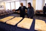 ФБР вернула Гватемале древние артефакты Майя