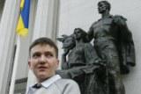 Савченко заявила о необходимости баллотироваться в президенты Украины