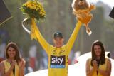 """Британец Фрум выиграл общий зачет """"Тур де Франс"""""""