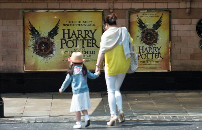Новая книжка оГарри Поттере бьёт рекорды попредзаказам