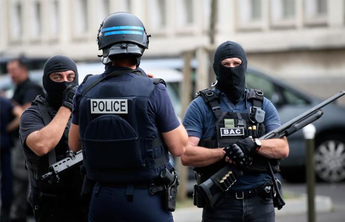 Напавшие на церковь во Франции ликвидированы