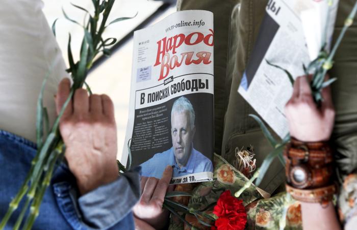 В Киеве пообещали вознаграждение за информацию об убийстве Шеремета